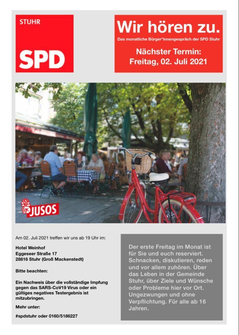 SPD Bürger*innen Gespräch